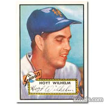 1952 Topps Still Larger than Life in 2017