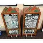 Vintage Arcade Machines Hold Surprise Exhibit Cards