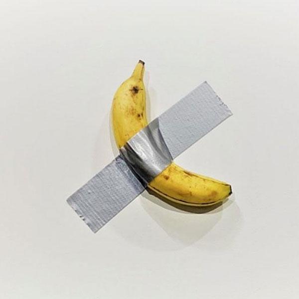 Basel Banana Art