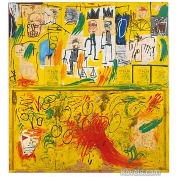 jean michel basquiat untitled art