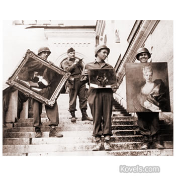 recovered art taken by nazi looters
