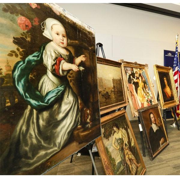 Burglar's Heir Tries to Sell Stolen Art | News, News, News | Kovels Komments