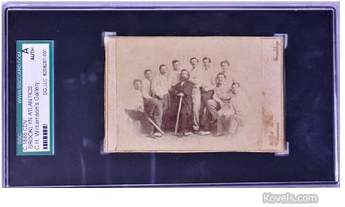 1865 brooklyn atlantics baseball card