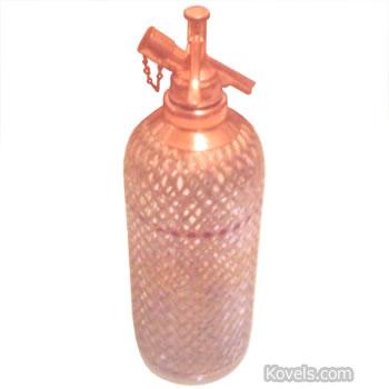 sparklets seltzer bottle