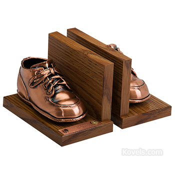 Bronzed Shoes, A Family Collectible