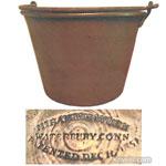 Brass Bucket