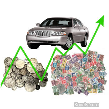 luxury car coin stamp profitable investments in 2013