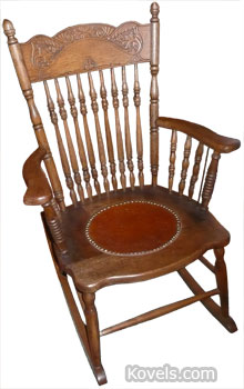 ... A Potty Chair With A Removable Pot Underneath. These Were Popular Until  Around 1900, When Flush Toilets Became Common And Many Old Potty Chairs  Were ...