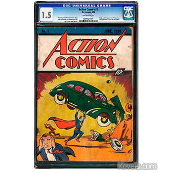 action comics no 1 found in 2013