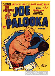 joe palooka comic old