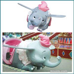 Dumbo Car Flies to New Record