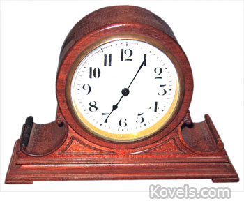 Duverdrey Clock Kovels