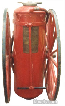 lafrance manufacturing company chemical fire engine