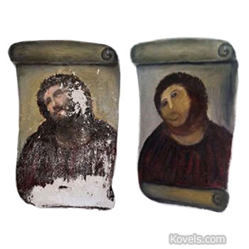 christ fresco