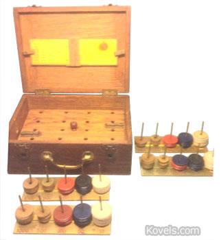 henry boker gaming box