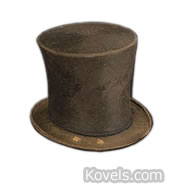 abraham lincoln stovepipe hat