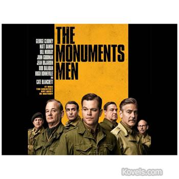monuments men movie