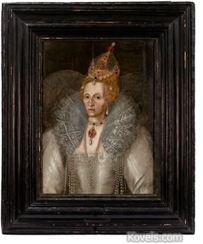 queen elizabeth i portrait painting