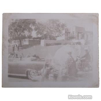 john f kennedy assassination photo