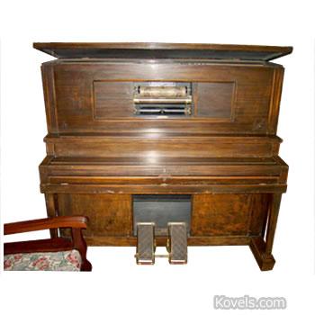 pianola aeolian co player piano