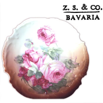 z s and co bavaria plate