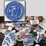 Pottery Shards from Israel