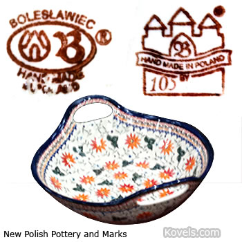 Polish Pottery Being Sold at Costco | Tips on Care and Repairs