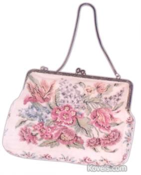 walborg beaded purse