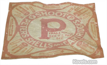 peters shell and cartridge rug