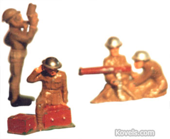 model toy soldier