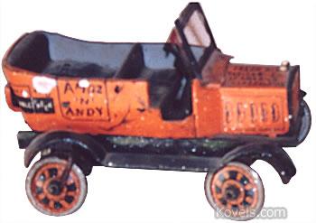 amos n andy fresh air taxi toy