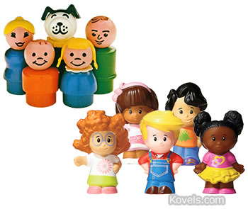 fisher price little people figure toy