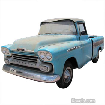 chevy cameo pickup truck 1958