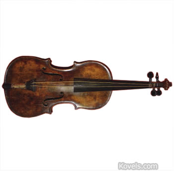 titanic wallace henry violin