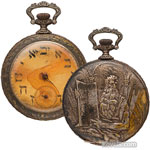 Titanic Victim's Pocket Watch Auctioned