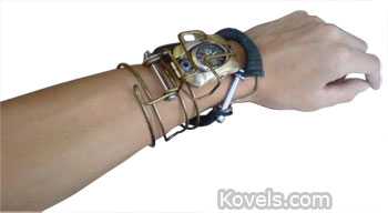 steampunk technology watch