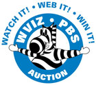 wviz pbs auction