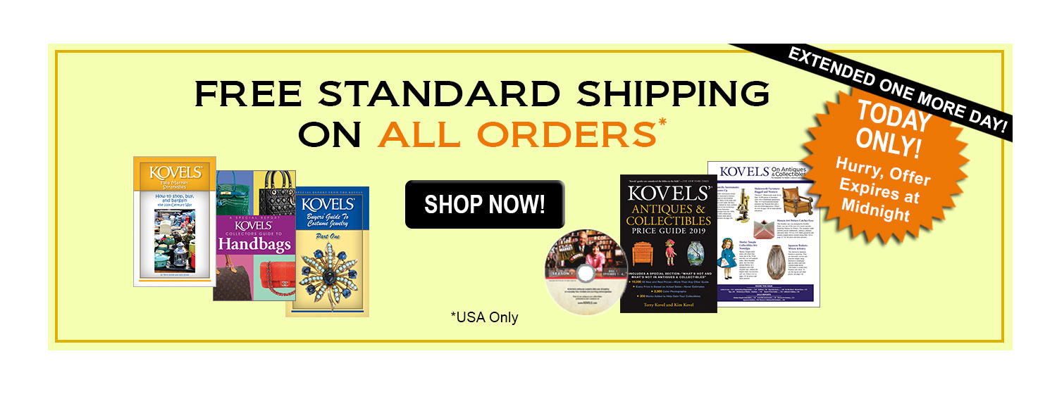 Free Standard Shipping. Today Only!