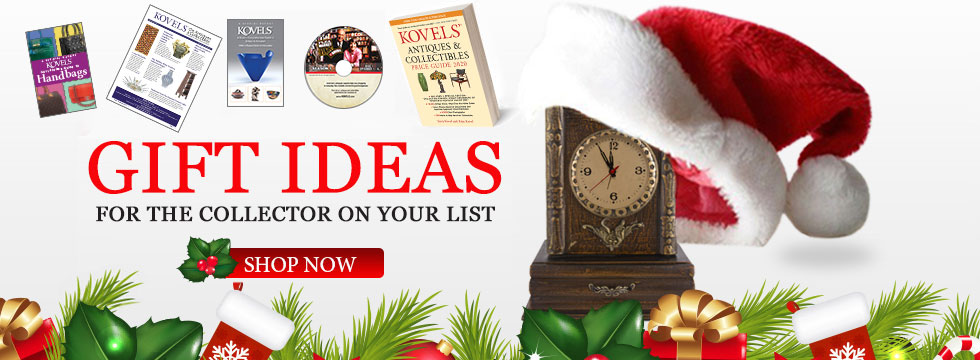 Gift Ideas for the Collector or Antique Enthusiast in your List!