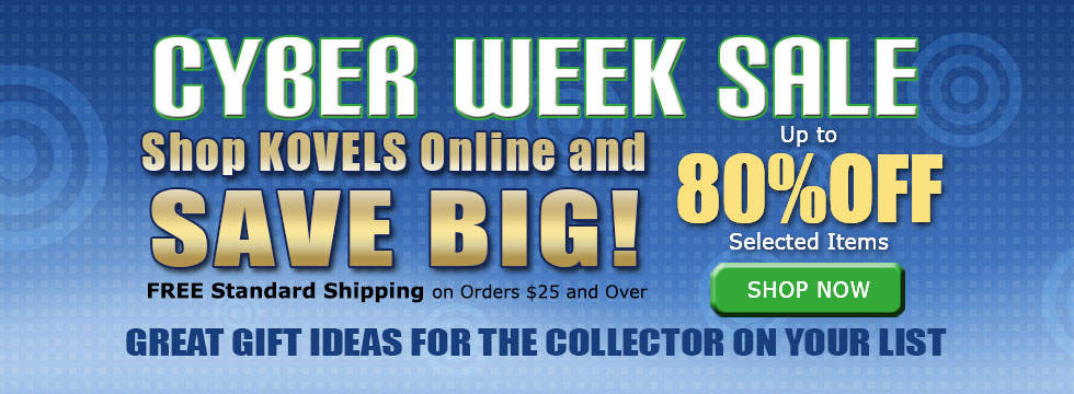 Cyber Week Sales on Antique and Collectibles Publications
