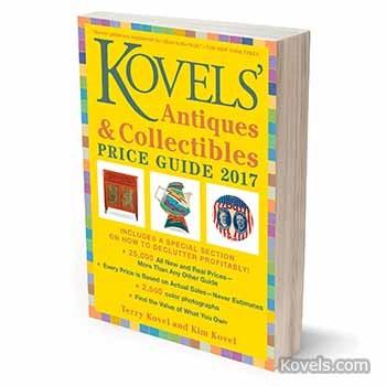Kovels' 2017 Price Book 49