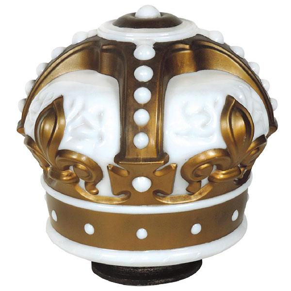 Gas globe, Gold Crown gasoline
