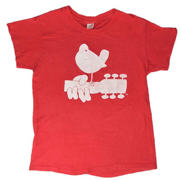 Woodstock crew's t-shirt