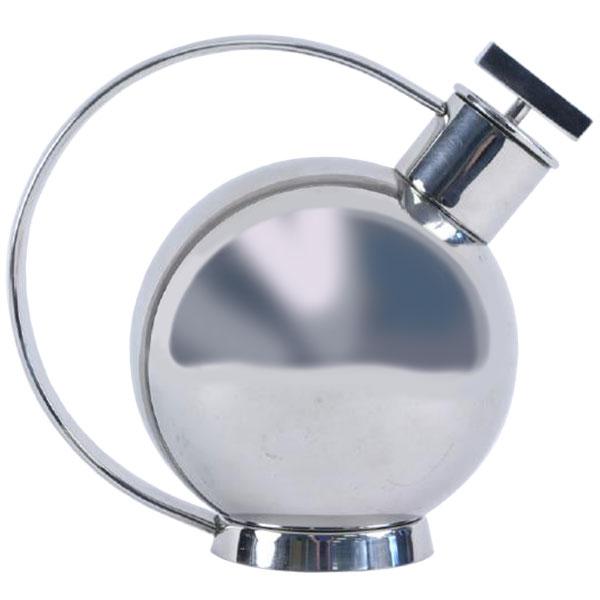 Cocktail shaker, stainless steel, Bauhaus