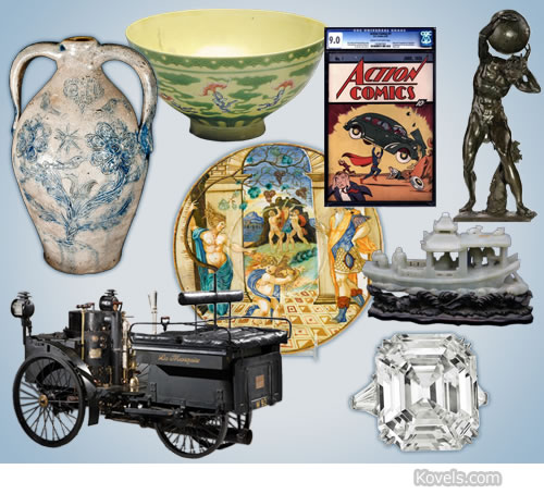 Great Antiques & Collectibles Stories from 2011