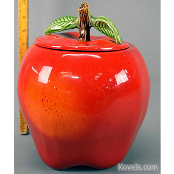 Collectors Enjoy Apples, Antiques and Antique Apples
