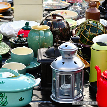 7 Great Flea Markets to Visit this Spring