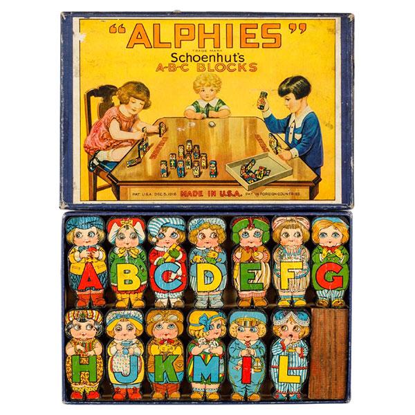 Alphies blocks
