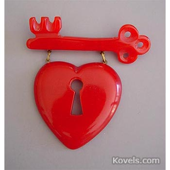 Heart Jewelry a Valentine Would Love