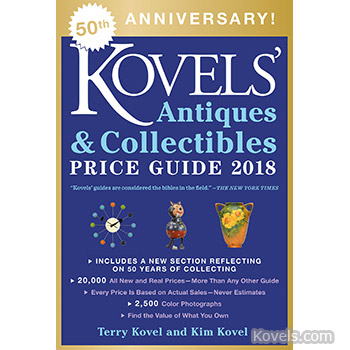 We're Celebrating the 50th Anniversary of Kovels' Price Guide!